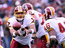 American Football - Redskins